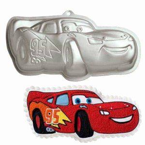 Lightning McQueen Cake Tin