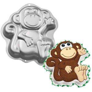 Monkey Cake Tin