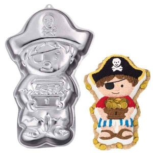 Pirate Cake Tin
