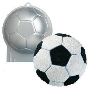 Soccerball Cake Tin