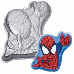 Spiderman (SMALL) Cake Tin