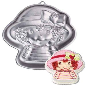 Strawberry Shortcake Cake Tin