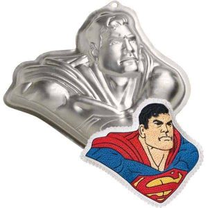Superman Cake Tin
