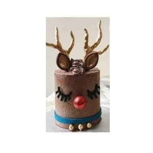 Kid's Reindeer Cake Class Thursday 24th December 2020 12.30pm – 2.30pm