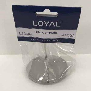 FLOWER NAIL NO.14