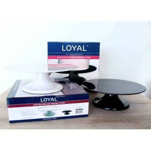 MELAMINE TURNTABLES