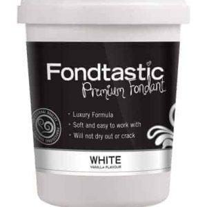 White Fondtastic RTR 908G