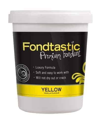Yellow Fondtastic RTR