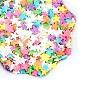 Star Sprinkles Pastel 40G